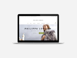 Philippa London eCommerce Website