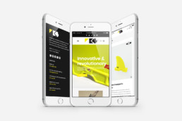 K4 Fins eCommerce Website