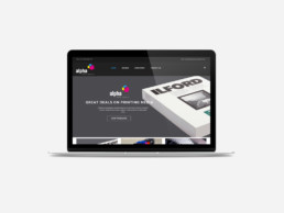 Alpha Photo Supplies eCommerce Website