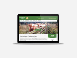 Larkworthy Farm Booking Website
