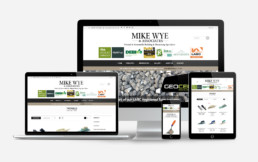 Mike Wye Catalogue Website